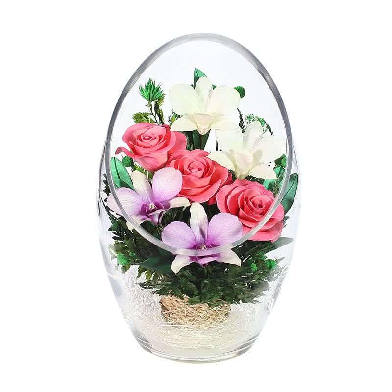 Цветы в капсула интернет магазин