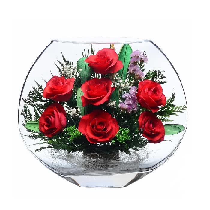 Цветы, цветы в капсула интернет магазин